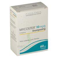 MYCOSTER 10 mg/g, shampooing à Saint -Vit