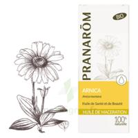 PRANAROM Huile de macération bio Arnica 50ml à Saint -Vit
