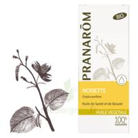 PRANAROM Huile végétale bio Noisette 50ml à Saint -Vit