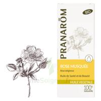 PRANAROM Huile végétale Rose musquée 50ml à Saint -Vit