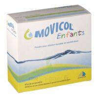 MOVICOL ENFANTS, poudre pour solution buvable en sachet-dose à Saint -Vit