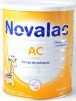 NOVALAC AC 1 Lait en poudre B/800g à Saint -Vit