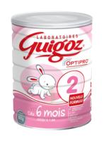 GUIGOZ 2 Lait pdre B/800g à Saint -Vit