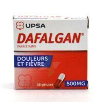 DAFALGAN 500 mg Gélules 2plq/8 (16) à Saint -Vit