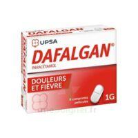 DAFALGAN 1000 mg Comprimés pelliculés Plq/8 à Saint -Vit