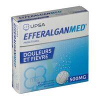 EFFERALGANMED 500 mg, comprimé effervescent sécable à Saint -Vit