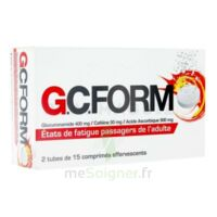 GCFORM, comprimé effervescent à Saint -Vit