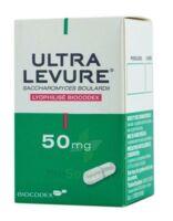 ULTRA-LEVURE 50 mg Gélules Fl/50 à Saint -Vit
