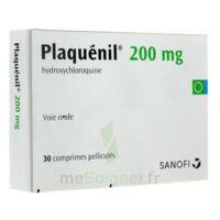 PLAQUENIL 200 mg, comprimé pelliculé à Saint -Vit
