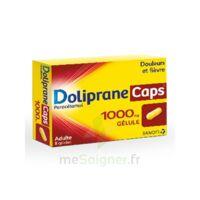 Dolipranecaps 1000 Mg Gélules Plq/8 à Saint -Vit
