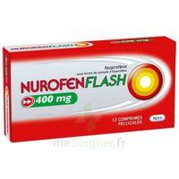 NUROFENFLASH 400 mg Comprimés pelliculés Plq/12 à Saint -Vit