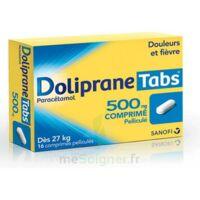 DOLIPRANETABS 500 mg Comprimés pelliculés Plq/16 à Saint -Vit
