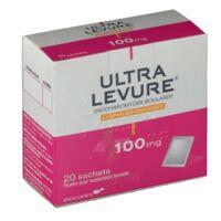 ULTRA-LEVURE 100 mg Poudre pour suspension buvable en sachet B/20 à Saint -Vit