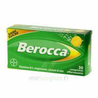 Berocca Comprimés effervescents sans sucre T/30 à Saint -Vit