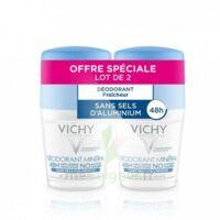 Vichy Déodorant sans sels d'aluminium 48H 2 Billes/50ml à Saint -Vit