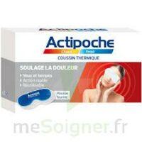 ACTIPOCHE Masque thermique yeux et tempes B/1 à Saint -Vit