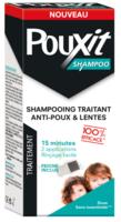 Pouxit Shampoo Shampooing Traitant Antipoux Fl/200ml+peigne à Saint -Vit