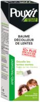 Pouxit Décolleur Lentes Baume 100g+peigne à Saint -Vit