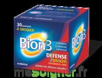 Bion 3 Défense Junior Comprimés à Croquer Framboise B/30 à Saint -Vit