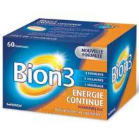 Bion 3 Energie Continue Comprimés B/60 à Saint -Vit