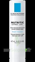Nutritic Stick lèvres sèche sensibles 2 Etui/4,7ml à Saint -Vit