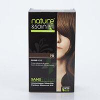 Nature & Soin Kit Coloration 7g Blond Doré à Saint -Vit