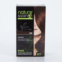 NATURE&SOIN Kit coloration 5M chocolat à Saint -Vit