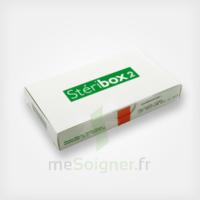 Stéribox Kit prévention et hygiène pour les toxicomanes avec seringues 100UI/ml à Saint -Vit