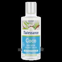 Natessance Huile Coco bio 100% pure 100ml à Saint -Vit