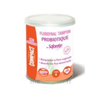Florgynal Probiotique Tampon périodique avec applicateur Mini B/9 à Saint -Vit
