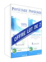 Physiomer Solution nasale adulte enfant 2*Sprays/135ml à Saint -Vit