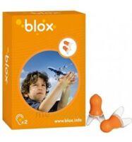 Blox Bouchon d'oreille avion enfant B/1 paire à Saint -Vit