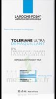 Toleriane Solution Démaquillante Yeux 2*30 Unidoses/5ml à Saint -Vit