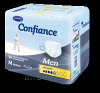 Confiance Men Slip absorbant jetable absorption 5 Gouttes Medium Sachet/14 à Saint -Vit