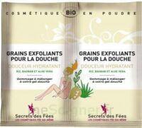 Secrets des Fées Grain exfoliant douceur hydratant Sachets/5g à Saint -Vit