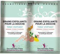 Secrets des Fées Grain exfoliant tonic vivifiant Sachets/5g à Saint -Vit