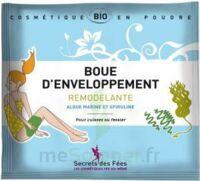 Secrets des Fées Boue d'enveloppement remodelante Sachets/40g à Saint -Vit