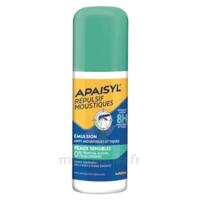 Apaisyl Répulsif Moustiques Emulsion peaux sensibles 90ml à Saint -Vit