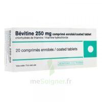 Bevitine 250 Mg Cpr Enr Plq/20 à Saint -Vit