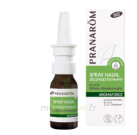 Aromaforce Solution nasale dégage le nez 15ml