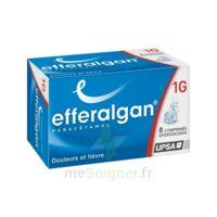 EFFERALGANMED 1 g Cpr eff T/8 à Saint -Vit
