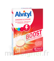Alvityl Boost Comprimés B/20 à Saint -Vit