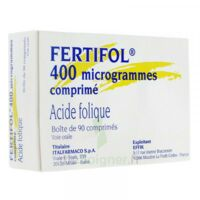 Fertifol 400 µg Cpr Plq/90 à Saint -Vit