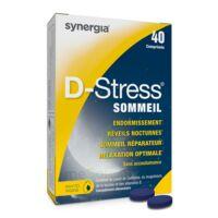 D-stress Sommeil Comprimés B/40 à Saint -Vit