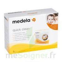 Medela Quick Clean, Bt 5 à Saint -Vit