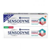 Sensodyne Sensibilité et gencives Menthe fraîche 2T/75ml à Saint -Vit