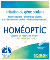 Boiron Homéoptic Collyre unidose à Saint -Vit