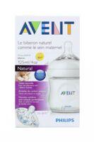 Avent Natural Biberon 125 ml 0 Mois et + à Saint -Vit