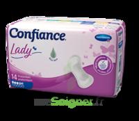 Confiance Lady Protection anatomique incontinence 4 gouttes Sachet/14 à Saint -Vit
