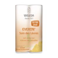 Weleda Duo Soin des Lèvres Everon® 9,6ml à Saint -Vit